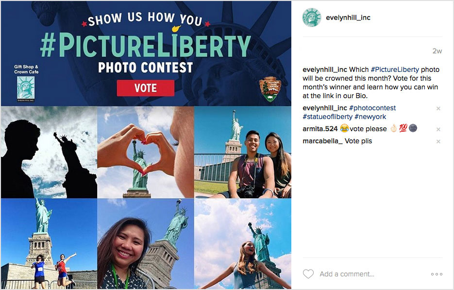 Voting Post