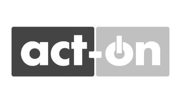 A logo that reads 'Act On'