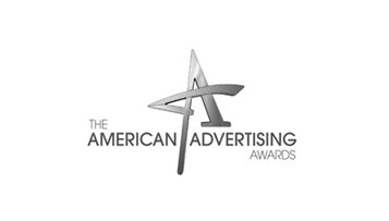 The logo for the American Advertising Awards (ADDYS)