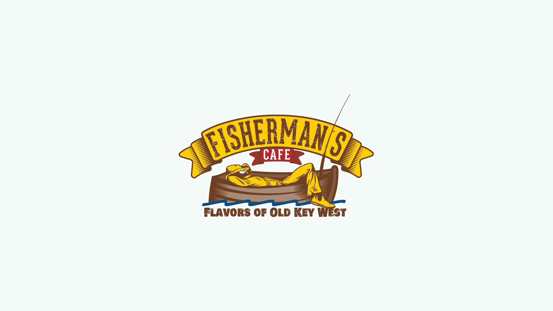 Fisherman's Cafe logo