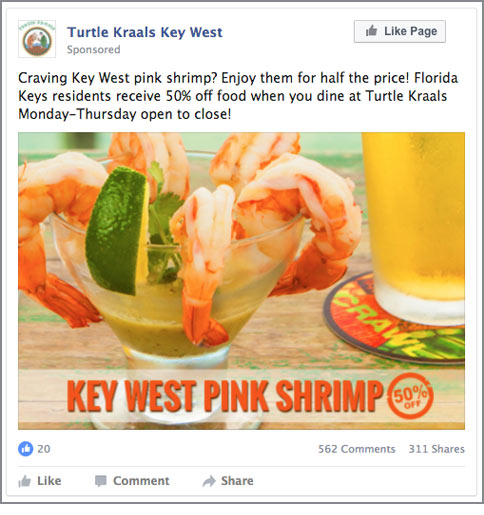 Turtle Kraals Social Media