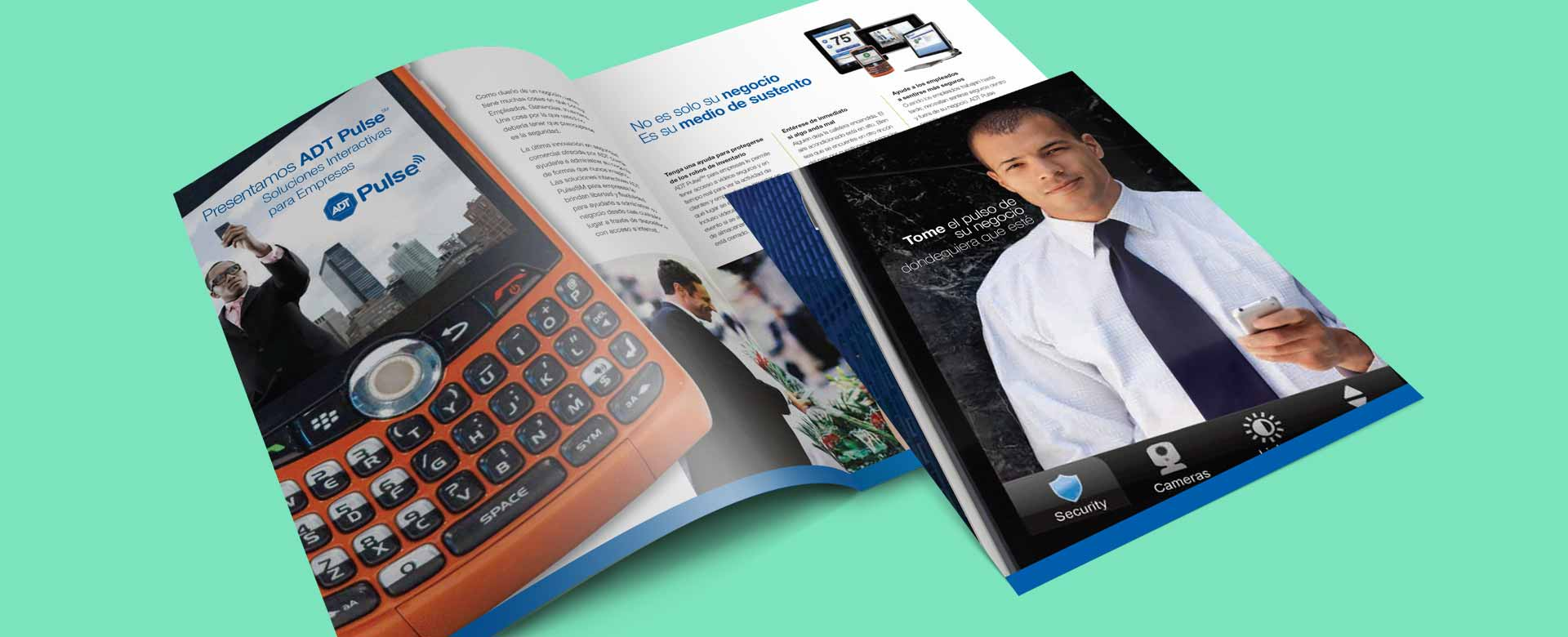 adt miami brochure design