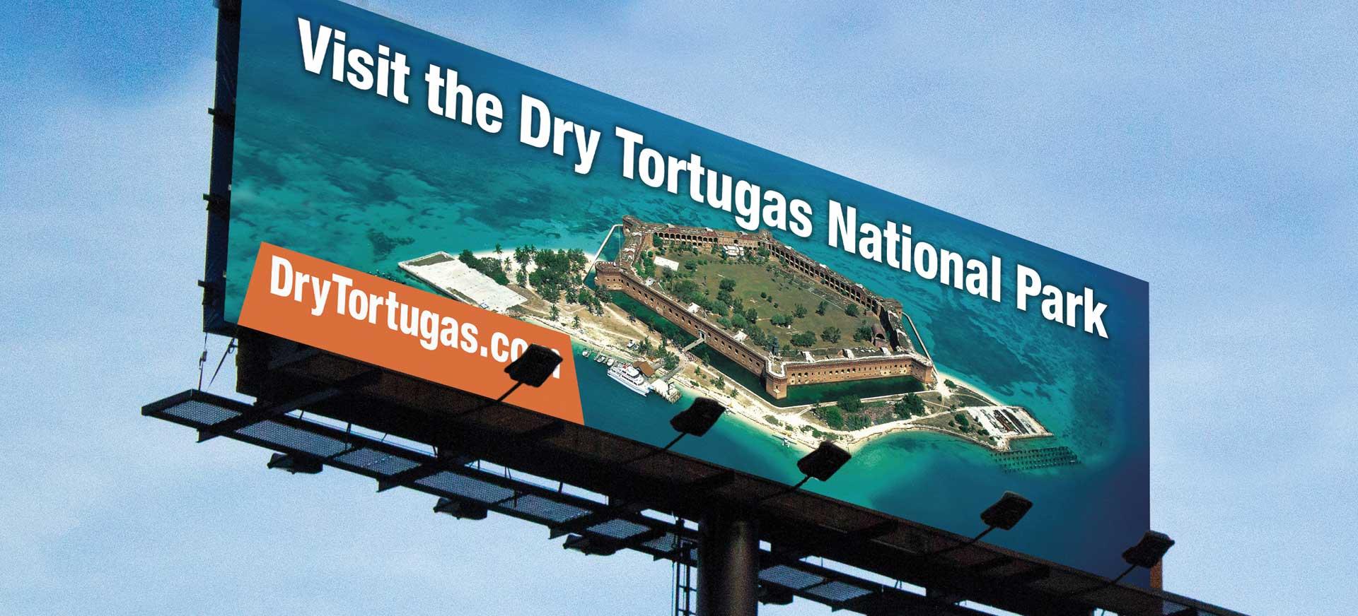 Dry Tortugas Billboard