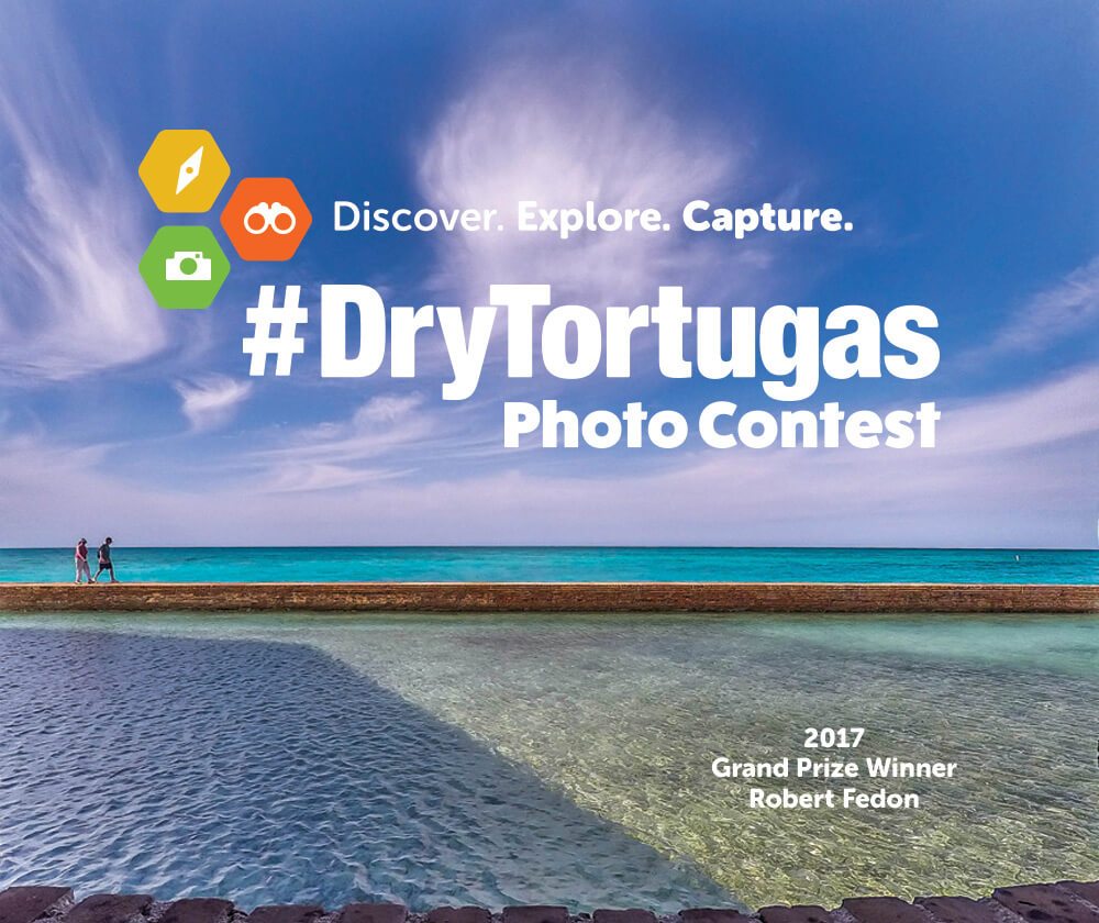 Dry Tortugas Photo Contest Logo