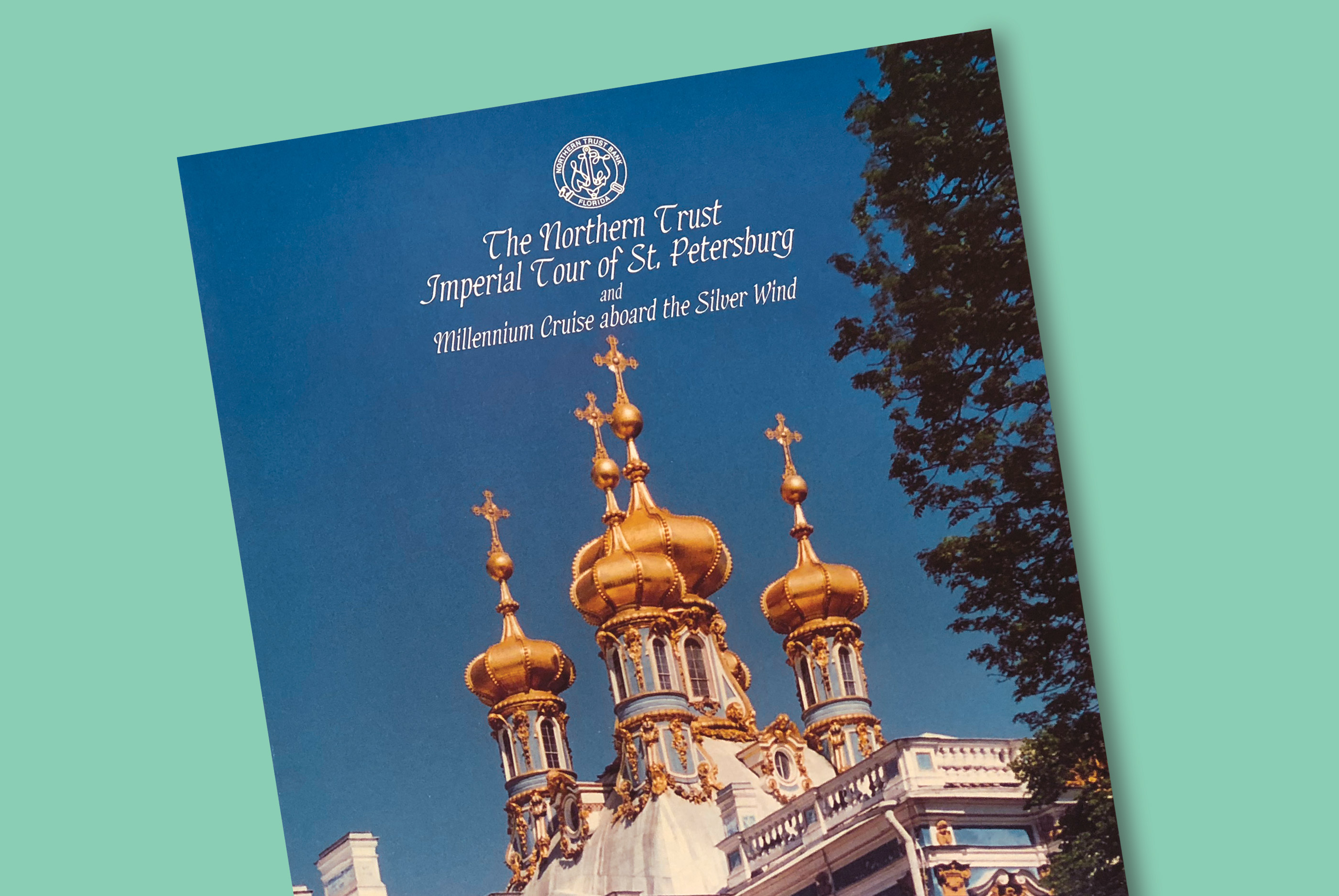 Northern Trust Experiential Marketing Campaign Russia Tour