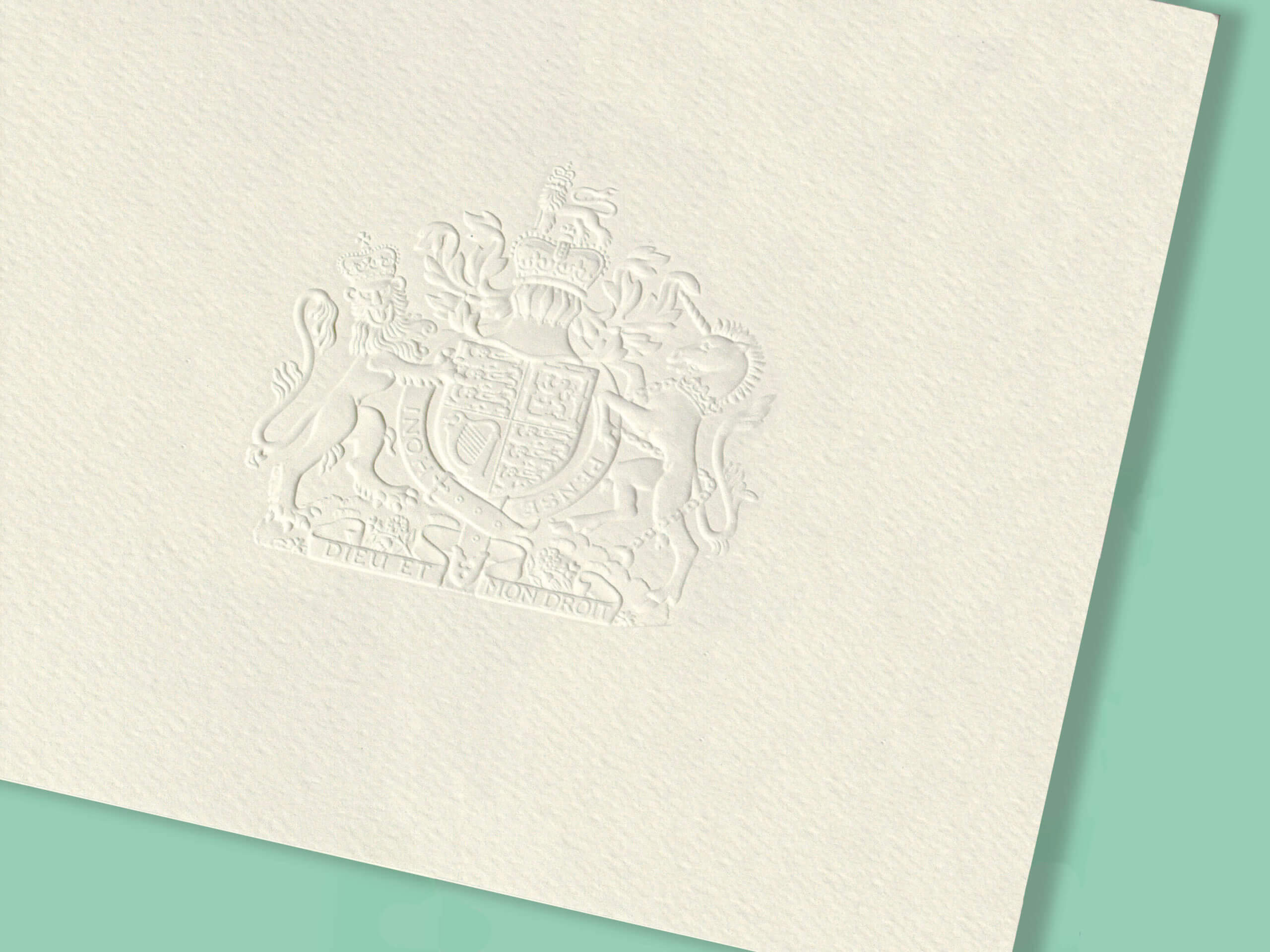Scaled Prince Edward invite