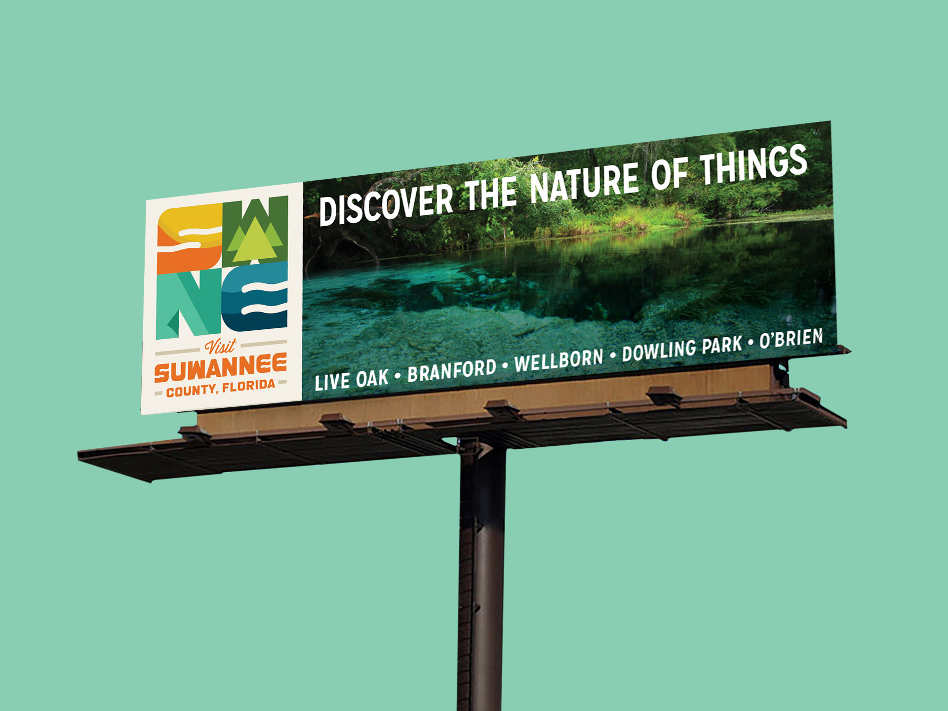 suwannee county billboard
