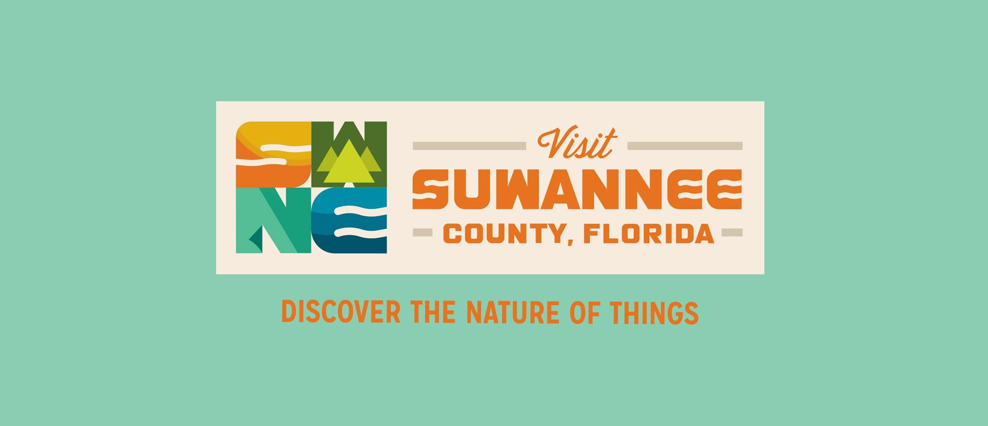 suwannee county florida logo design