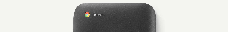 A Google Chromecast