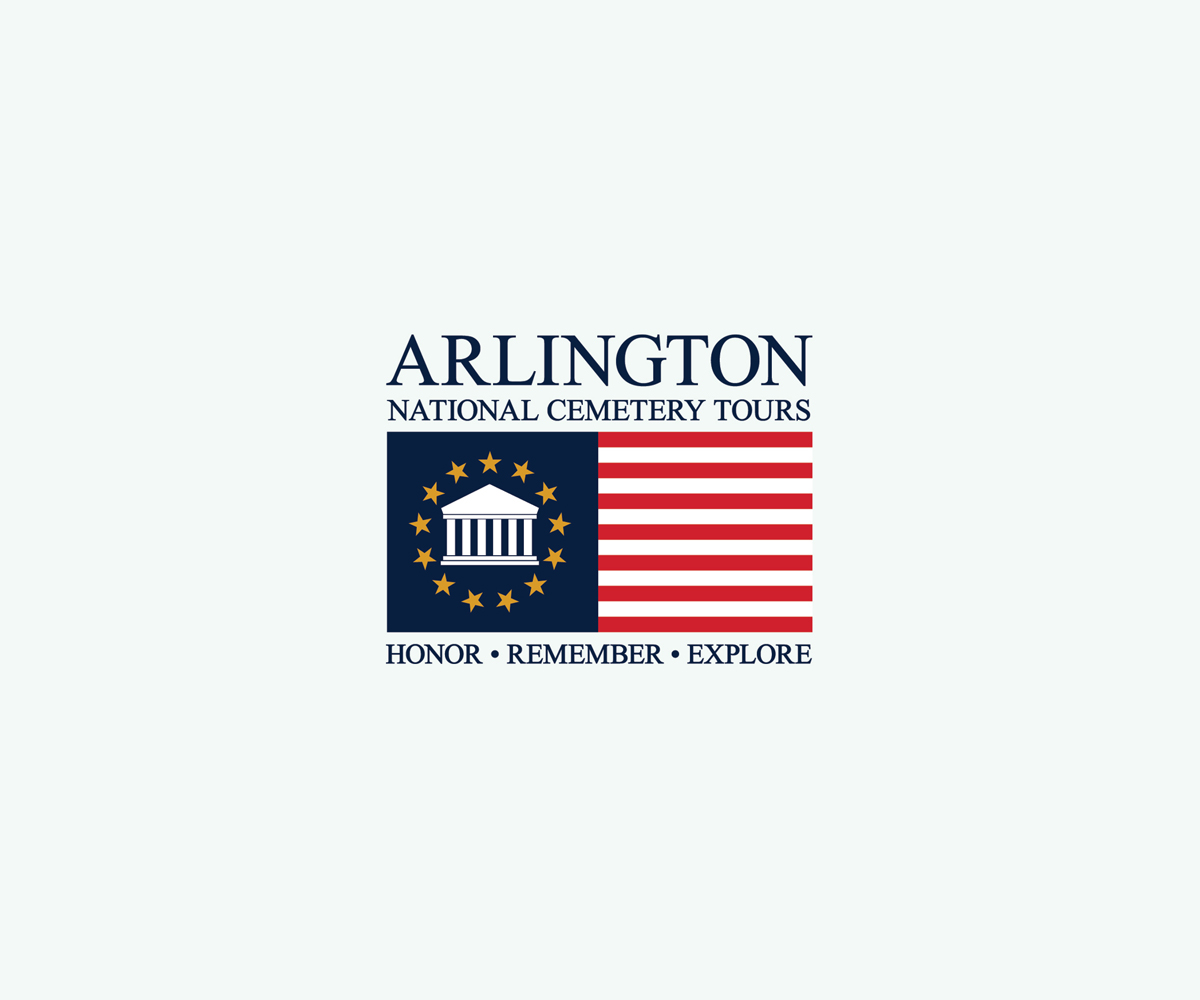 Arlington National Cemetery Tours logo