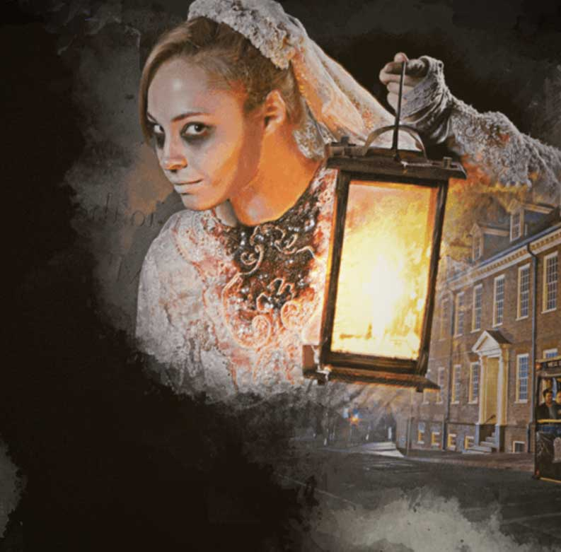 Ghosts & Gravestones Website