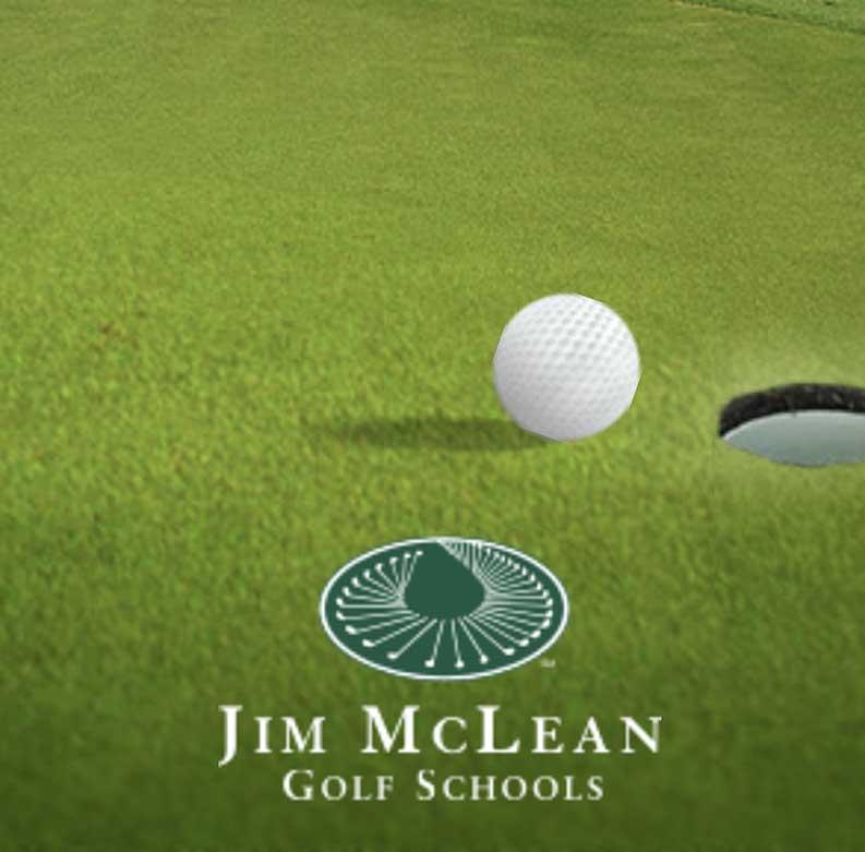 Jim McLean banner ad
