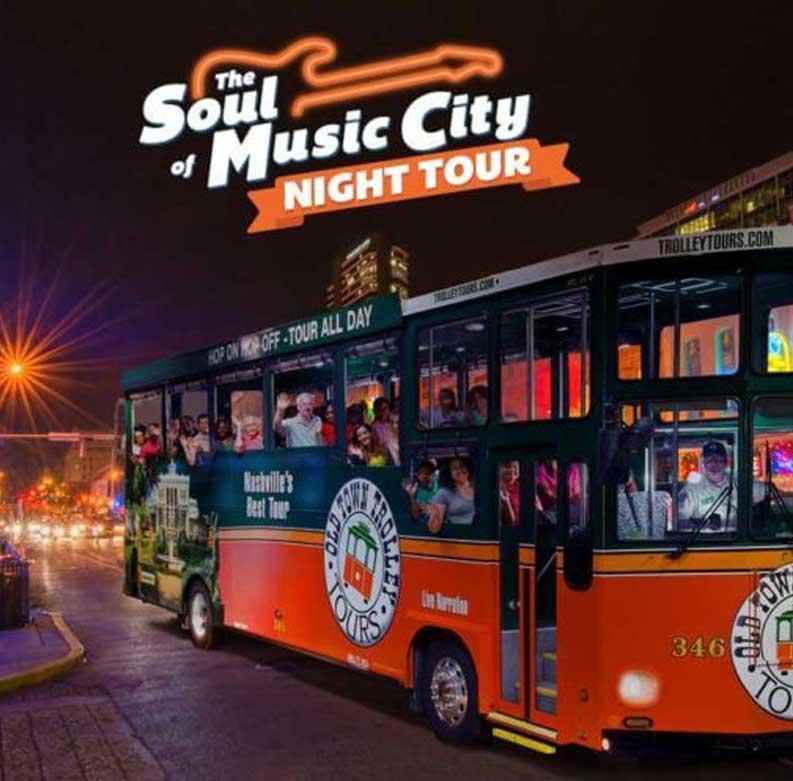Soul of Music City Night Tour