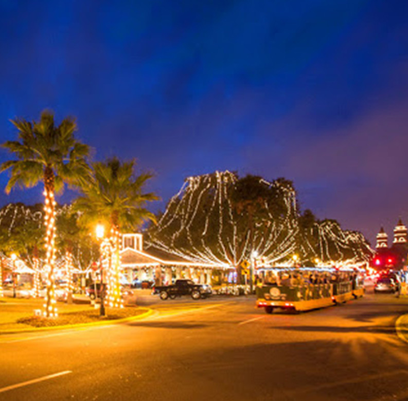 St. Augustine Holiday Tree Contest