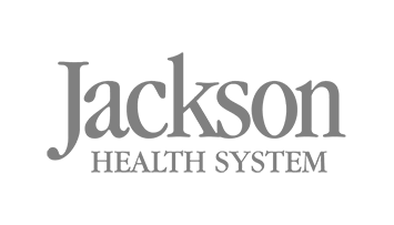 logo that reads 'Jackson HEALTH SYSTEM'