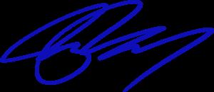 John W. Penney signature