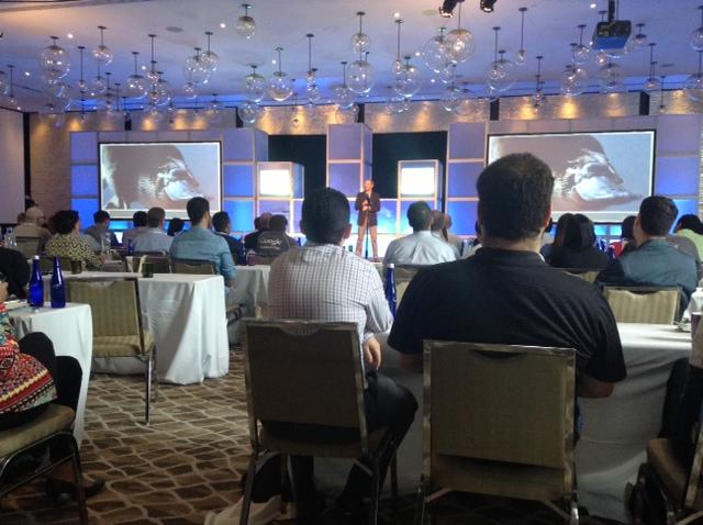 Speaker at Google Partners Conference
