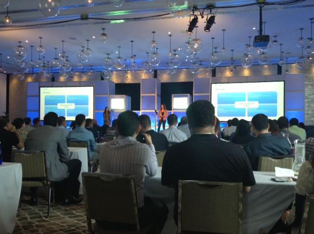 Speakers at Google Partners Workshop